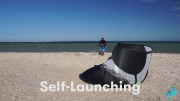 Kitesurfing Self-launching Kitesurfing Lessons Perth